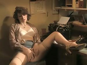 Being Charlotte's Vintage Masturbation