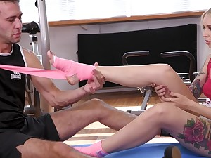 Action In the lead Gym - ANALDIN