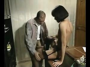 John Holmes Fucks Hairy Brunette Girl Vintage Porn 1970s