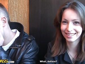 Graveolent Russian Teenage Girl Pick Up By Two Dudes - Kani Jones