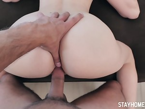 Some oral and doggy sex will be great for magnificent hottie Kenna James