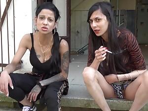 Real czech gypsies