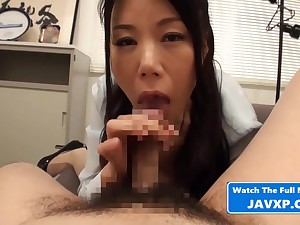 Asian Housewife On The Public Bus, Japanese Jav