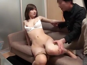 New Japanese whore in Crazy JAV video only for you