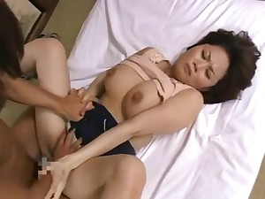 Miki Sato + Younger brother-in-law