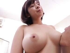 Wakaba Onoue horny Multiply queen gives an amazing foot endeavour