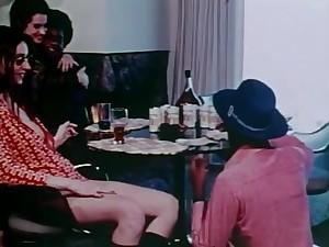 Black men shag white girls  (70s) Vintage